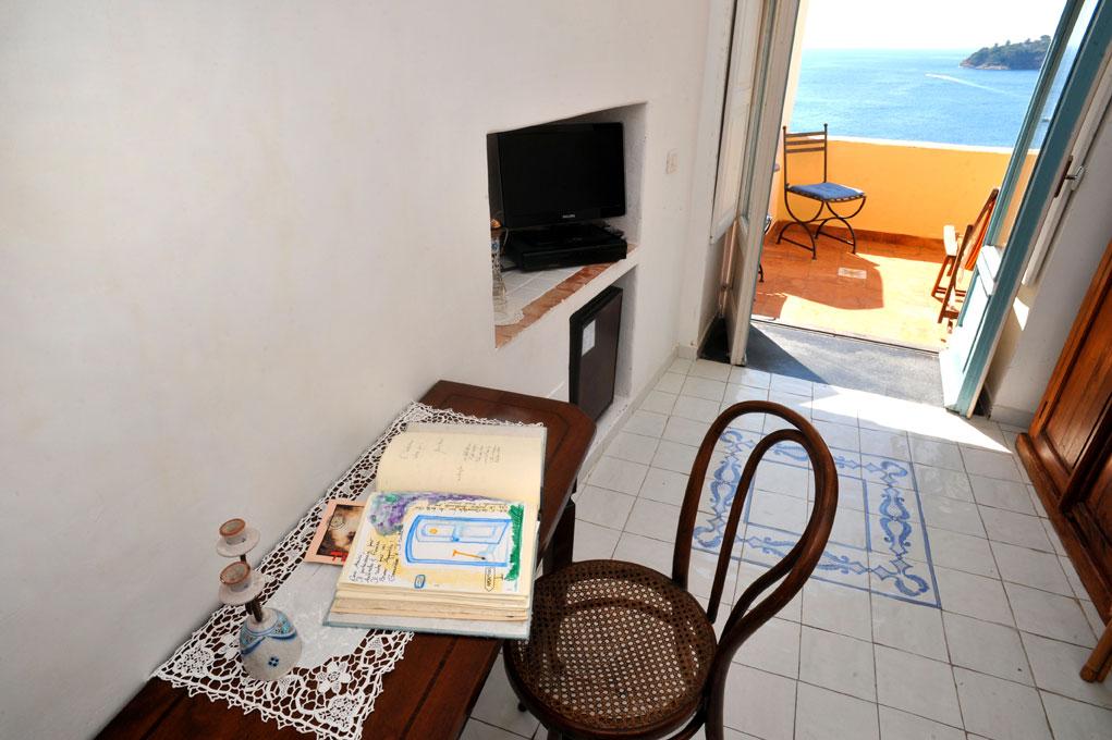 Hotel La Casa sul Mare island Procida, Neaples, Italy